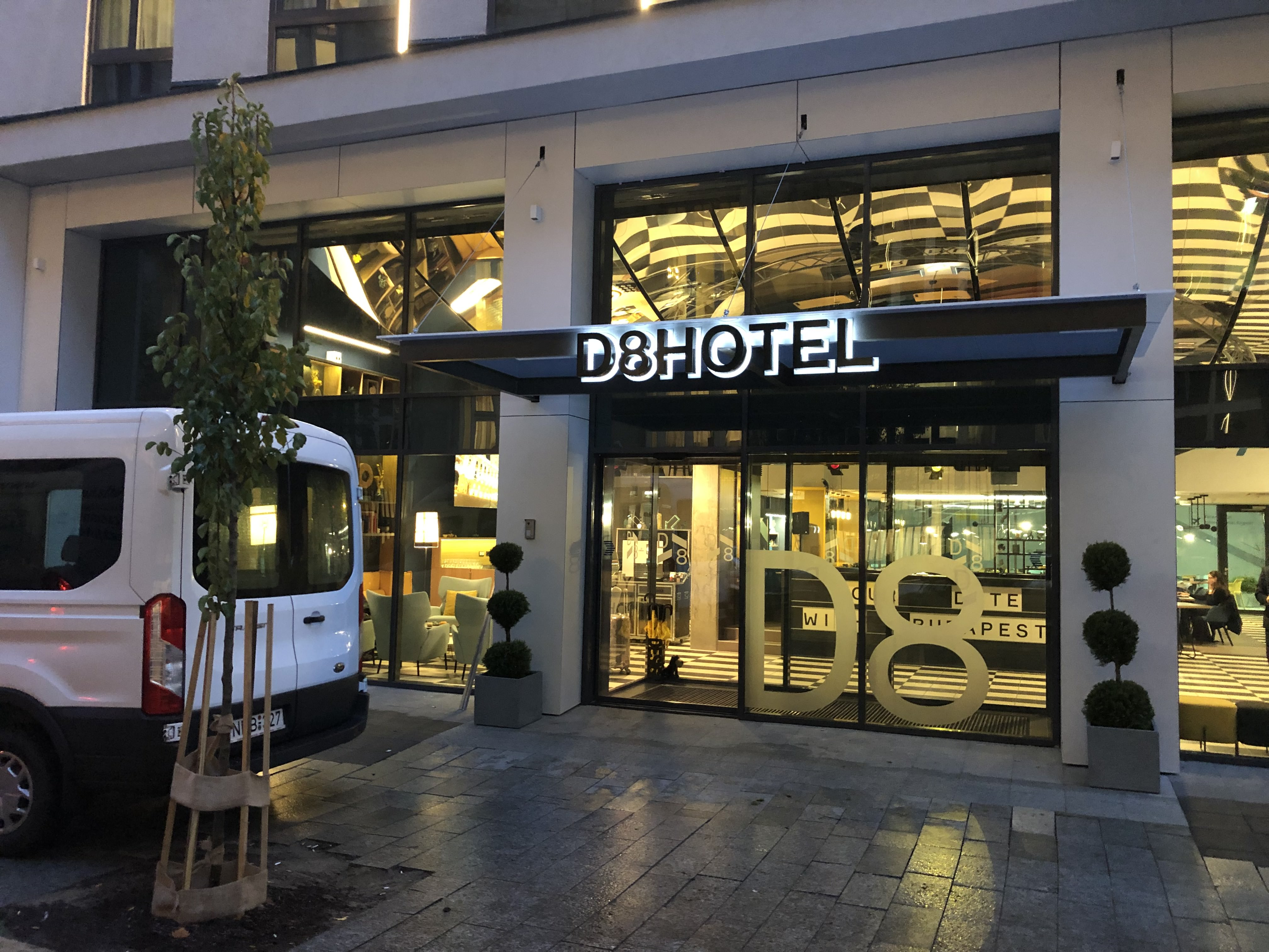 Budapest D8 Hotel